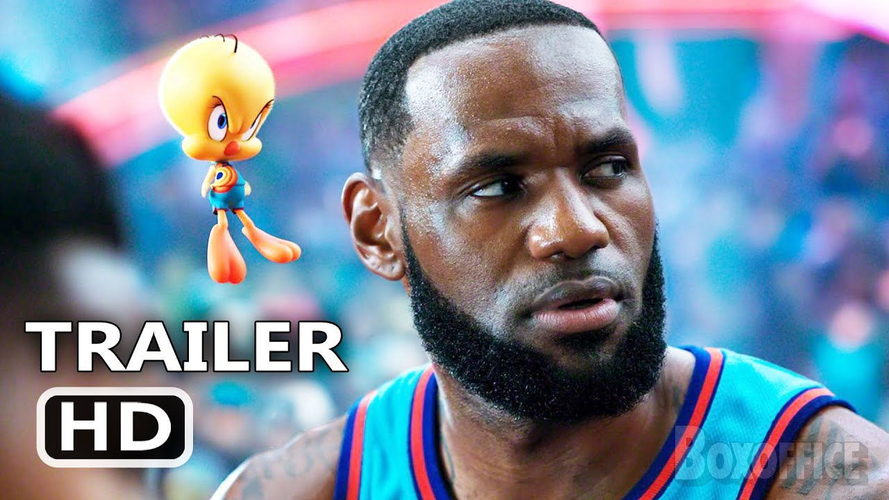 Space Jam 2 A New Legacy Family Movie Trailer