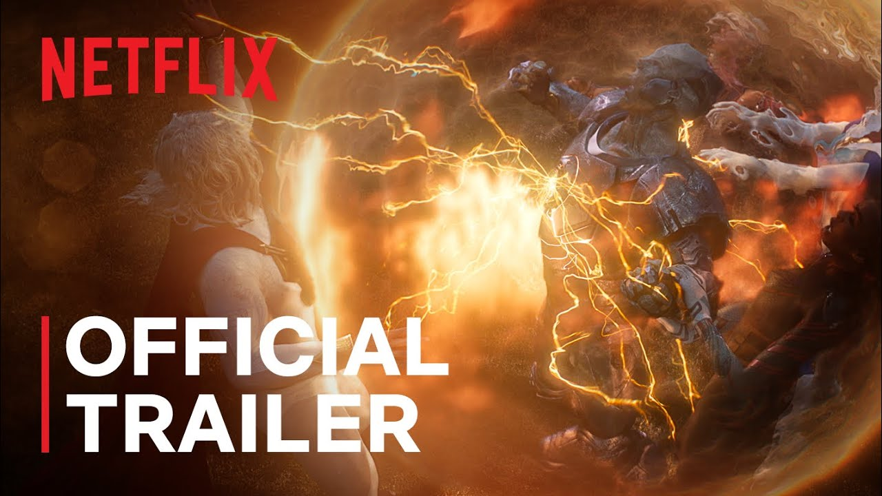 Jupiter's Legacy Official Trailer – Netflix