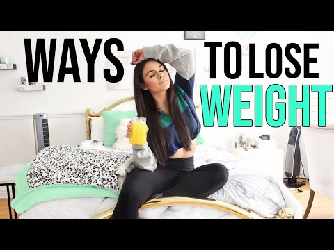 How To Lose Weight FAST for TEENAGERS 2021! LAZY FITNESS HACKS !!